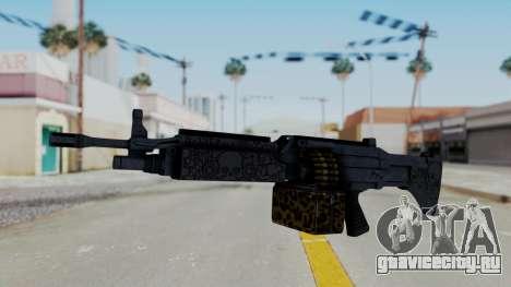 GTA 5 Online Lowriders DLC Combat MG для GTA San Andreas
