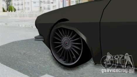 Dacia 1300 Edition[RC] для GTA San Andreas вид сзади слева