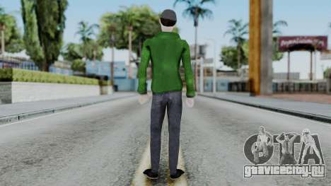 Jacksepticeye для GTA San Andreas третий скриншот