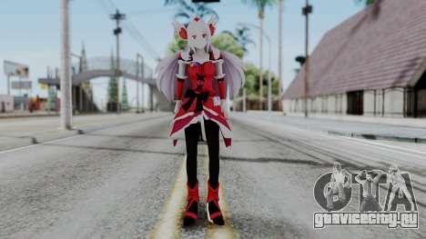 Fresh Precure Cure Passion для GTA San Andreas второй скриншот