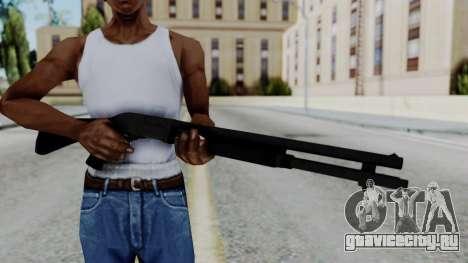 No More Room in Hell - Remington 870 для GTA San Andreas третий скриншот