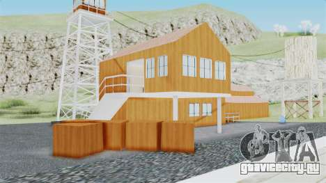 Verdant Meadows Save House Upgrade для GTA San Andreas
