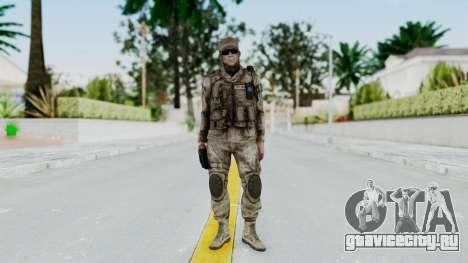 Crysis 2 US Soldier 3 Bodygroup A для GTA San Andreas второй скриншот