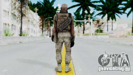 Crysis 2 US Soldier FaceB Bodygroup B для GTA San Andreas третий скриншот