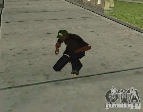 Sweet REINCARNATED для GTA San Andreas третий скриншот