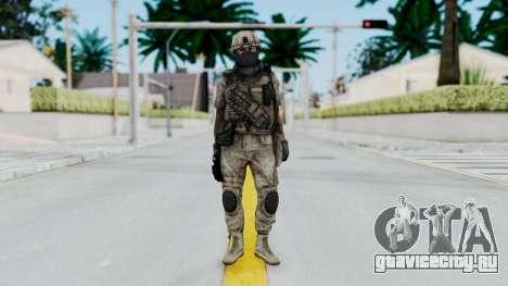 Crysis 2 US Soldier 7 Bodygroup B для GTA San Andreas второй скриншот