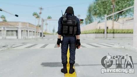 GIGN 2 No Mask from CSO2 для GTA San Andreas третий скриншот