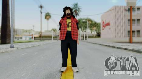 WWE Mick Foley для GTA San Andreas второй скриншот