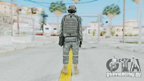 Acu Soldier 1 для GTA San Andreas третий скриншот