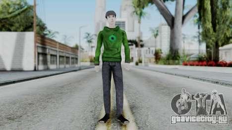Jacksepticeye для GTA San Andreas второй скриншот