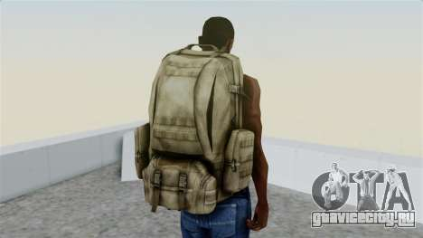 Arma 2 Coyote Backpack для GTA San Andreas третий скриншот