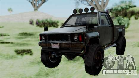 GTA 5 Karin Rebel 4x4 Worn для GTA San Andreas