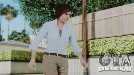 GTA 5 Karen Daniels Civil для GTA San Andreas