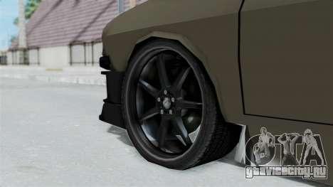 Dacia 1310 Tuned для GTA San Andreas вид сзади слева