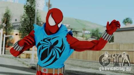 Scarlet Spider Ben Reilly для GTA San Andreas