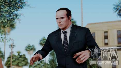 Marvel Future Fight Agent Coulson v1 для GTA San Andreas
