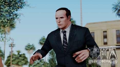 Marvel Future Fight Agent Coulson v1 для GTA San Andreas