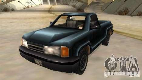 GTA III Bobcat Original Style для GTA San Andreas