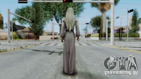 Girl Skin 1 для GTA San Andreas третий скриншот