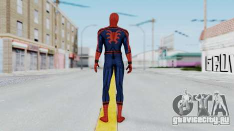 Civil War Spider-Man Alt для GTA San Andreas третий скриншот