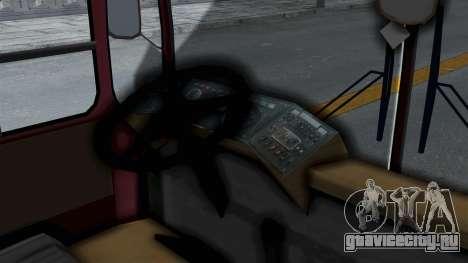 DAC 112 Udm для GTA San Andreas вид сзади слева