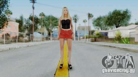 GTA 5 Hooker 01 v1 для GTA San Andreas второй скриншот