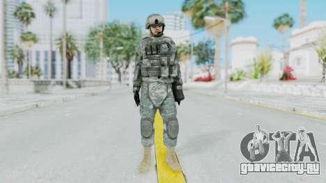 Acu Soldier 1 для GTA San Andreas второй скриншот