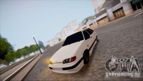 VAZ Lada 2114 для GTA San Andreas