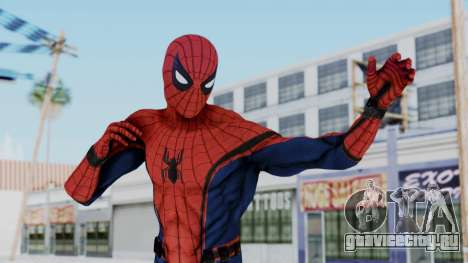 Civil War Spider-Man Alt для GTA San Andreas