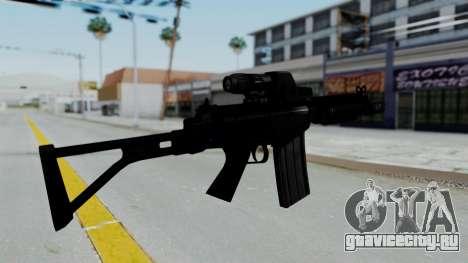 FN FAL DSA для GTA San Andreas второй скриншот