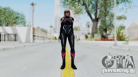 Marvel Future Fight - Black Widow (2099) для GTA San Andreas второй скриншот