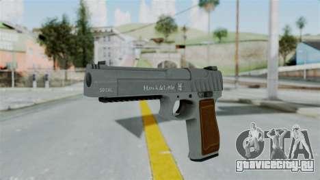 GTA 5 Pistol .50 для GTA San Andreas второй скриншот