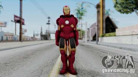 Ironman Skin для GTA San Andreas второй скриншот
