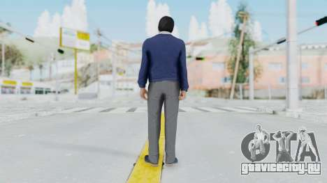GTA 5 Michael De Santa для GTA San Andreas третий скриншот
