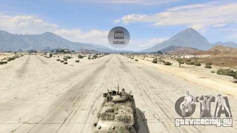 BTR-90 Rostok для GTA 5 вид справа