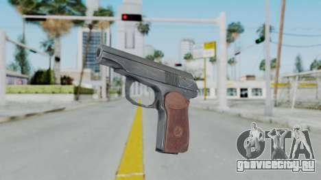 Arma2 Makarov для GTA San Andreas