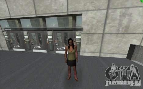 Визуальное изменение скина для GTA San Andreas третий скриншот