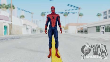 Civil War Spider-Man Alt для GTA San Andreas второй скриншот