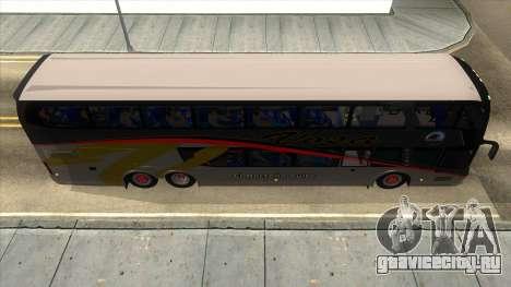 Troyano Calixto IV Vosa 3021 для GTA San Andreas вид сзади