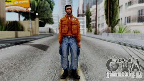CS 1.6 Hostage 01 для GTA San Andreas второй скриншот