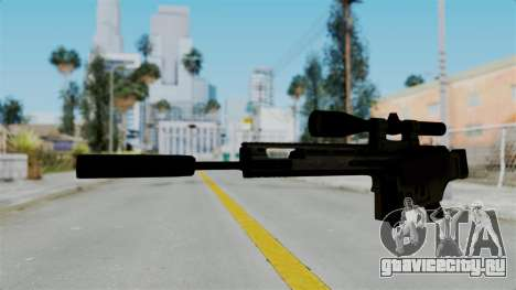 SCAR-20 v2 Folded для GTA San Andreas