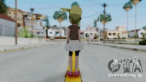 Pokémon XY Series - Bonnie для GTA San Andreas третий скриншот