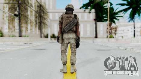 Crysis 2 US Soldier 7 Bodygroup B для GTA San Andreas третий скриншот