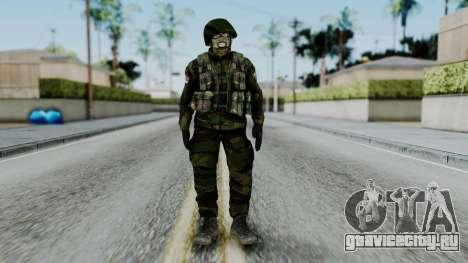 SAJ Maskirna для GTA San Andreas второй скриншот