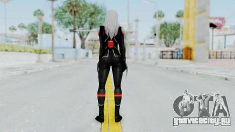 Marvel Future Fight - Black Widow (2099) для GTA San Andreas третий скриншот