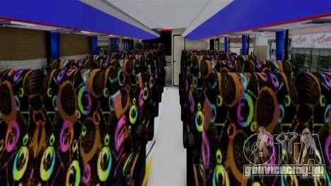 Laksana Legacy Hino AK8 Sugeng Livery для GTA San Andreas вид справа