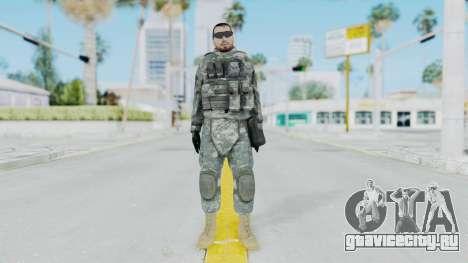 Acu Soldier 6 для GTA San Andreas второй скриншот