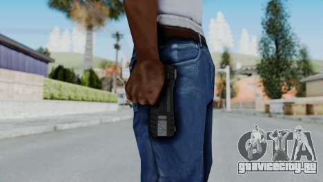 GTA 5 Stun Gun - Misterix 4 Weapons для GTA San Andreas