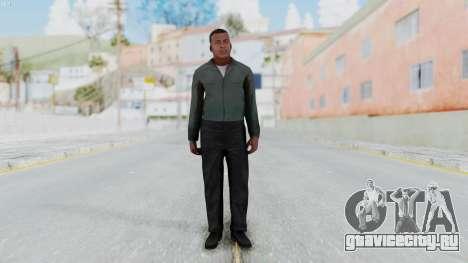 GTA 5 Franklin Clinton для GTA San Andreas второй скриншот