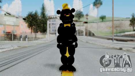 FNAF 4 Nightmare для GTA San Andreas второй скриншот